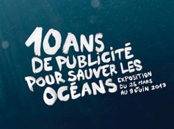 10 ans de publicité pour sauver les océans